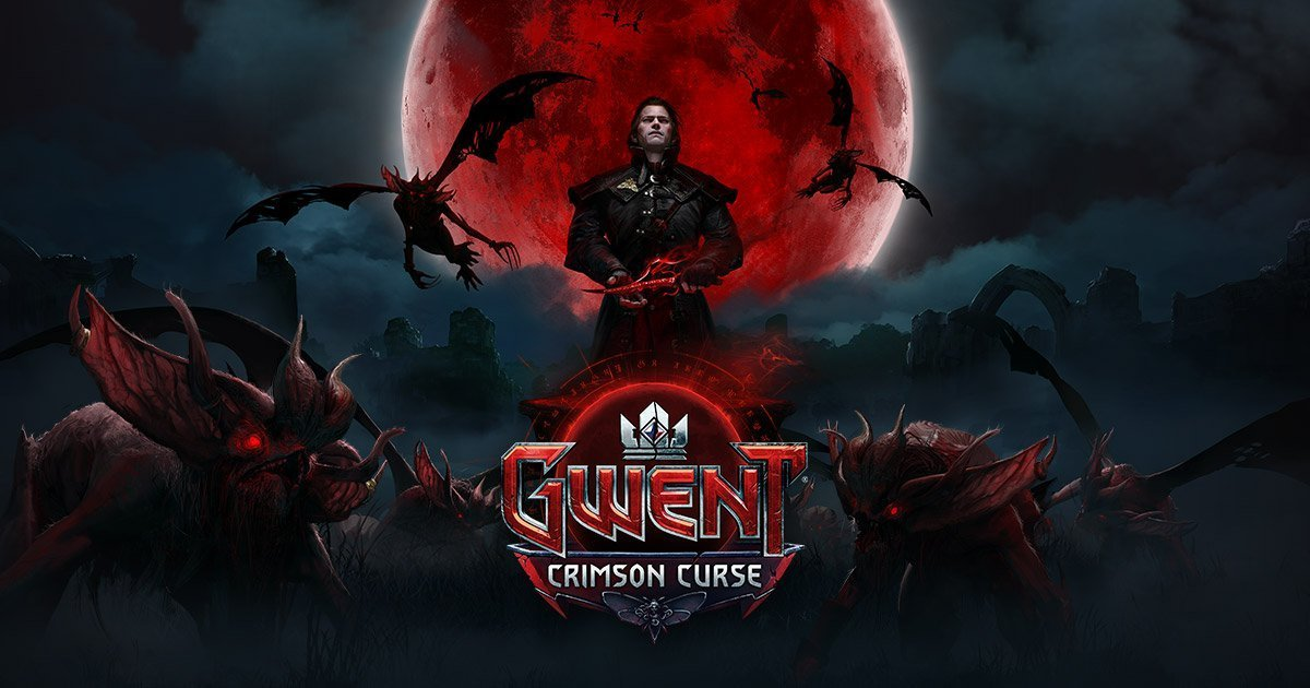 Gwent Crimson Curse Expansion