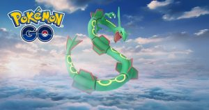 rayquaza 300x158 - Rayquaza Raid Weekend and Counters for Pokémon GO