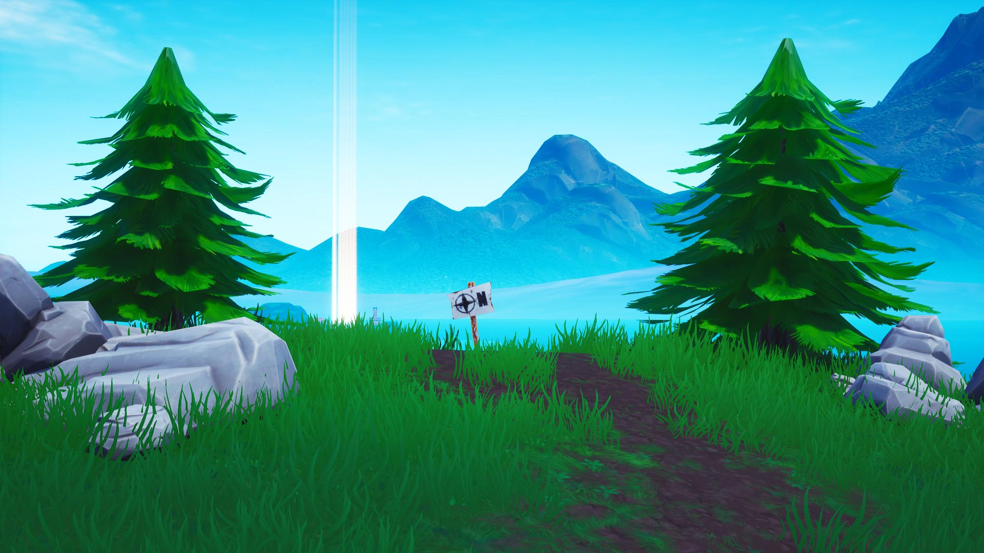 Furthest Points In Fortnite North South East West Guide Stash
