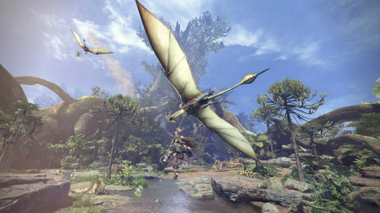 MHW Screenshot 01 1300x731 - Monster Hunter: World Gets Added to Xbox Game Pass in April