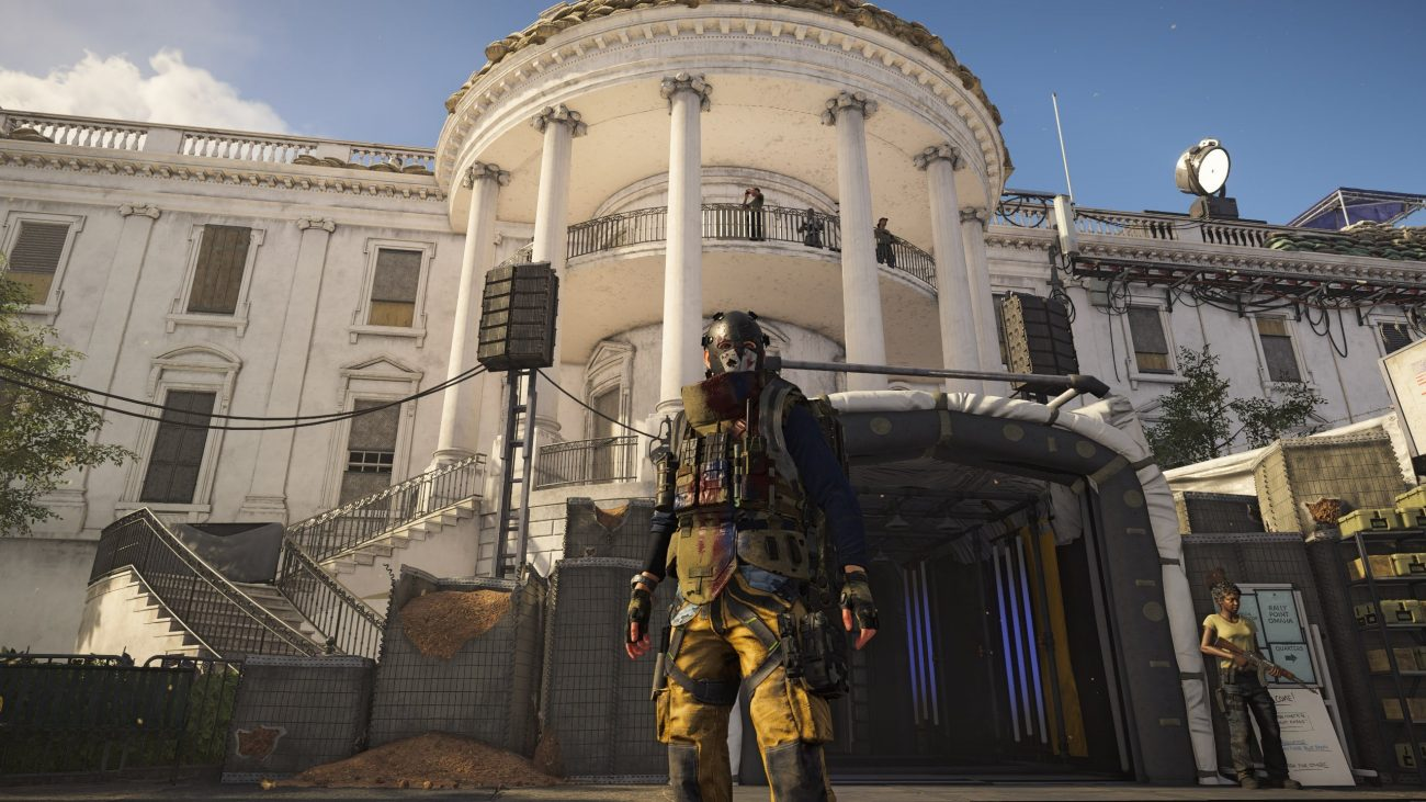 Spectre Hunter Mask The Division 2