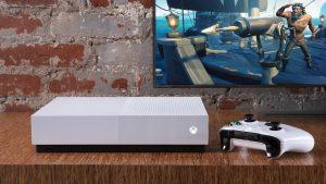 Xbox One S All Digital Edition 02