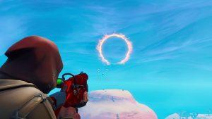 Flaming Hoop Locations Fortnite Season 8