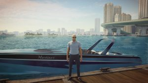 Speedboat Key Location in Miami