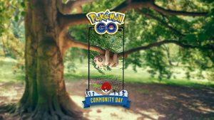 Pokemon GO Community Day for June