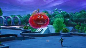Fortnite Holographic Tomato Head Dance Challenge