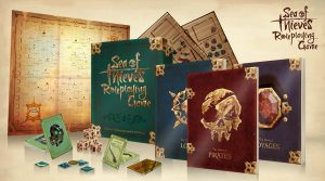 Sea of Thieves roleplay game tabletop 300x167 - Sea of Thieves Roleplaying Tabletop Game Announced