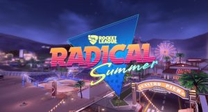 Rocket League Radical Summer