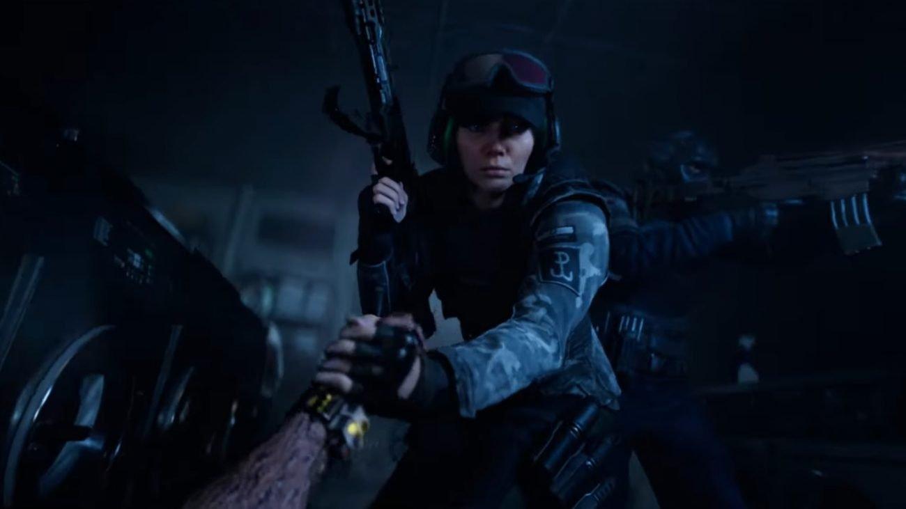 Rainbow Six Quarantine E3 Reveal