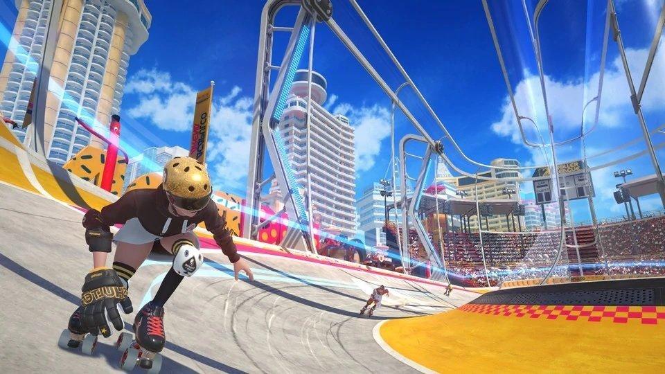 Roller Champions E3 Demo