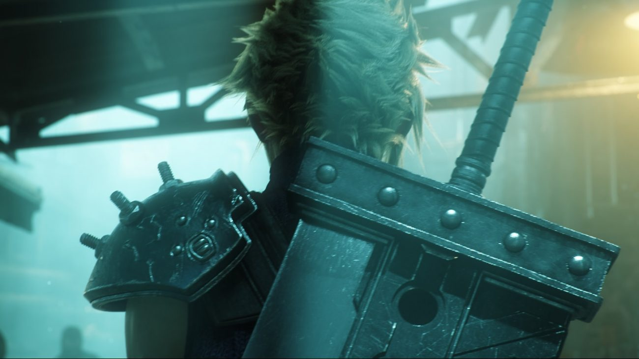 Final Fantasy VII E3 Trailer