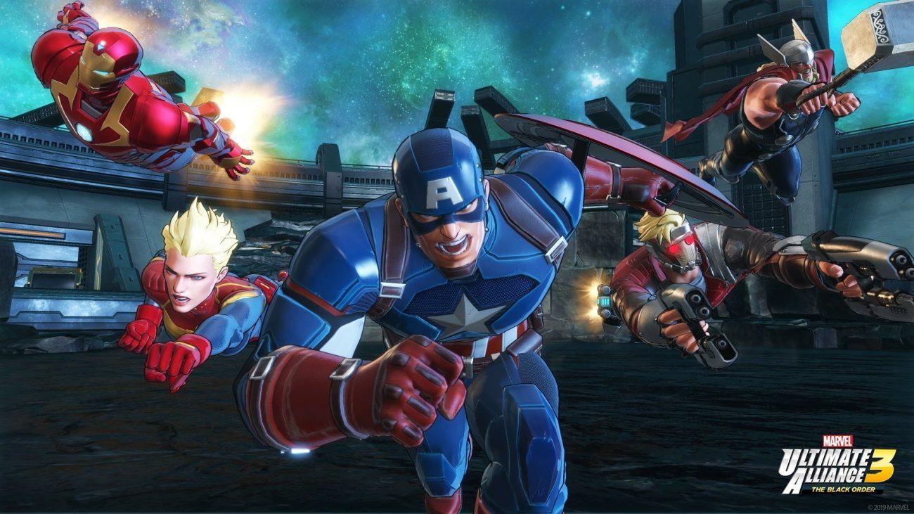New Marvel Ultimate Alliance 3 Trailer