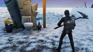 Fortbyte 48 Mountain Top Throne in Fortnite