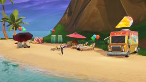 All Beach Party Locations in Fortnite