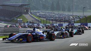 F1 2019 Brings Driver Transfer