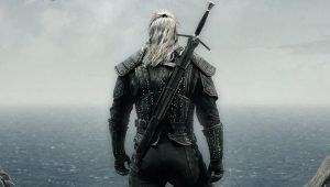 The Witcher Netflix Geralt