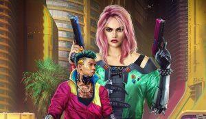 Cyberpunk 2077 Kitsch