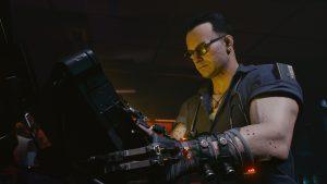 Cyberpunk 2077 Ripperdoc