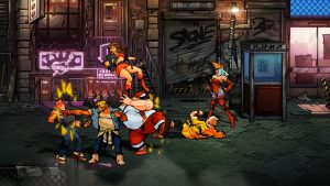 Streets of Rage 4 300x169 - Streets of Rage 4 to Release in 2020