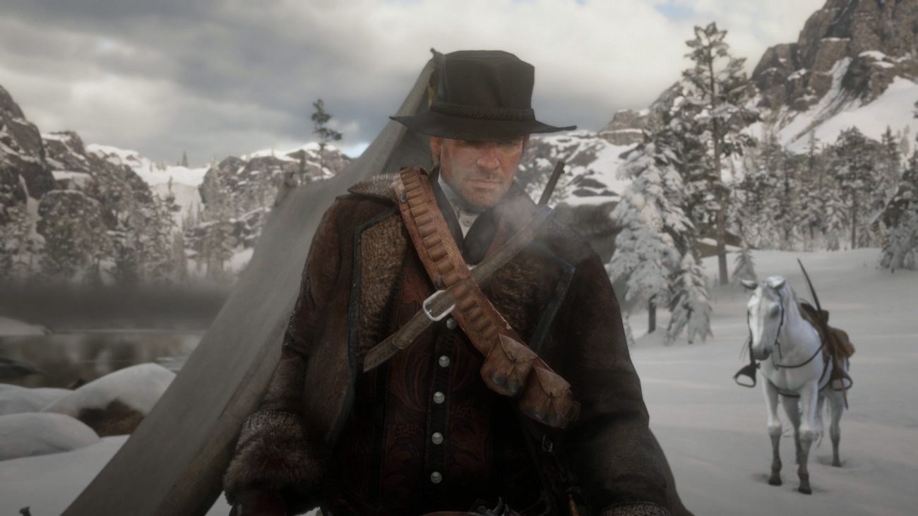 Moose Red Dead Redemption 2