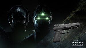 How to Unlock Sam Fisher's Weapon