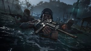 Ghost Recon Breakpoint Water Crossing