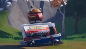 Fortnite Durrr Burger Food Truck
