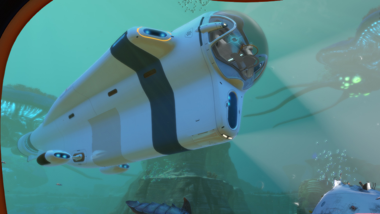 How to Up and Down in the Cyclops Subnautica controls - How to Go Up and Down in the Cyclops - Subnautica