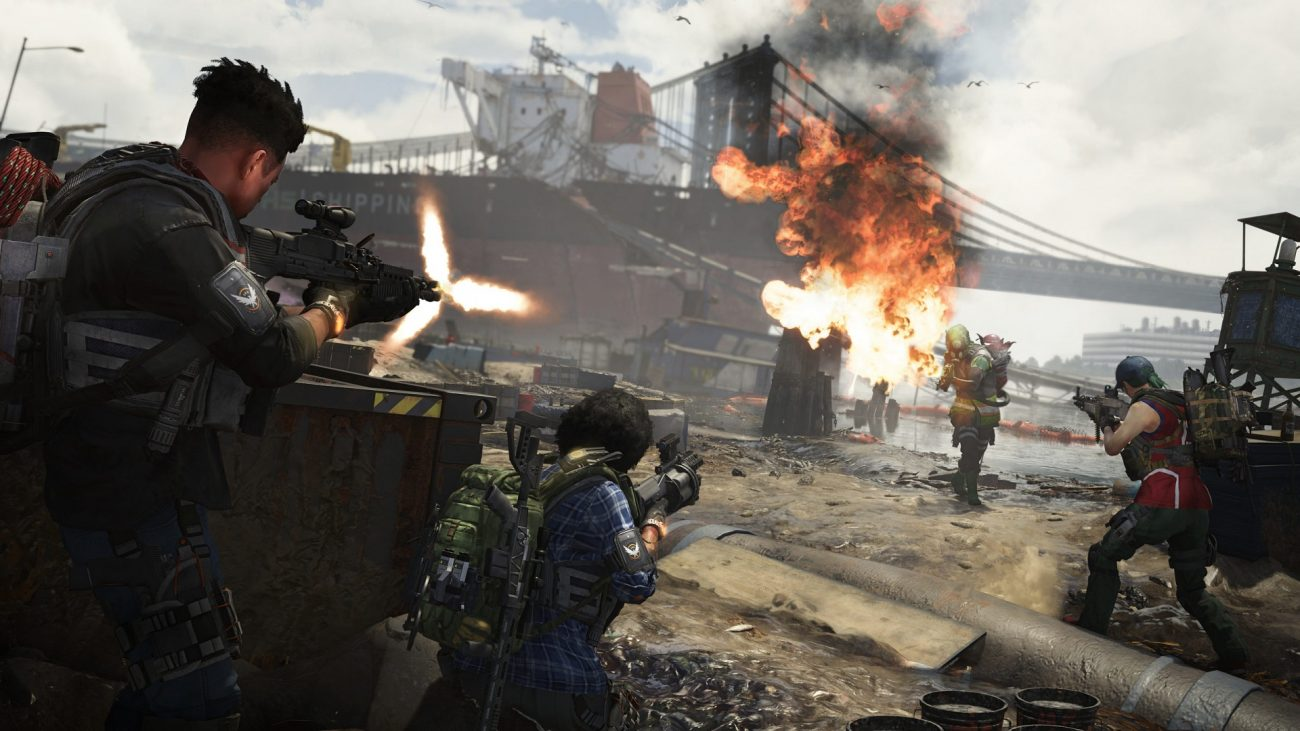 Division 2 Warlords of New York Expansion