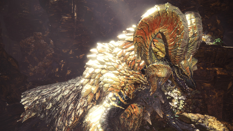 Arch Tempered Kulve Taroth