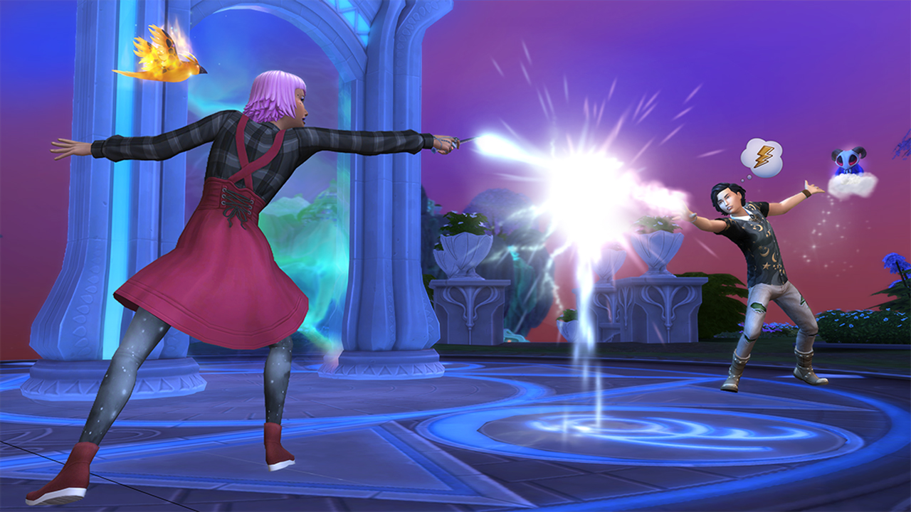 How to Make a Spellcaster in The Sims 4 - How to Make a Spellcaster in The Sims 4