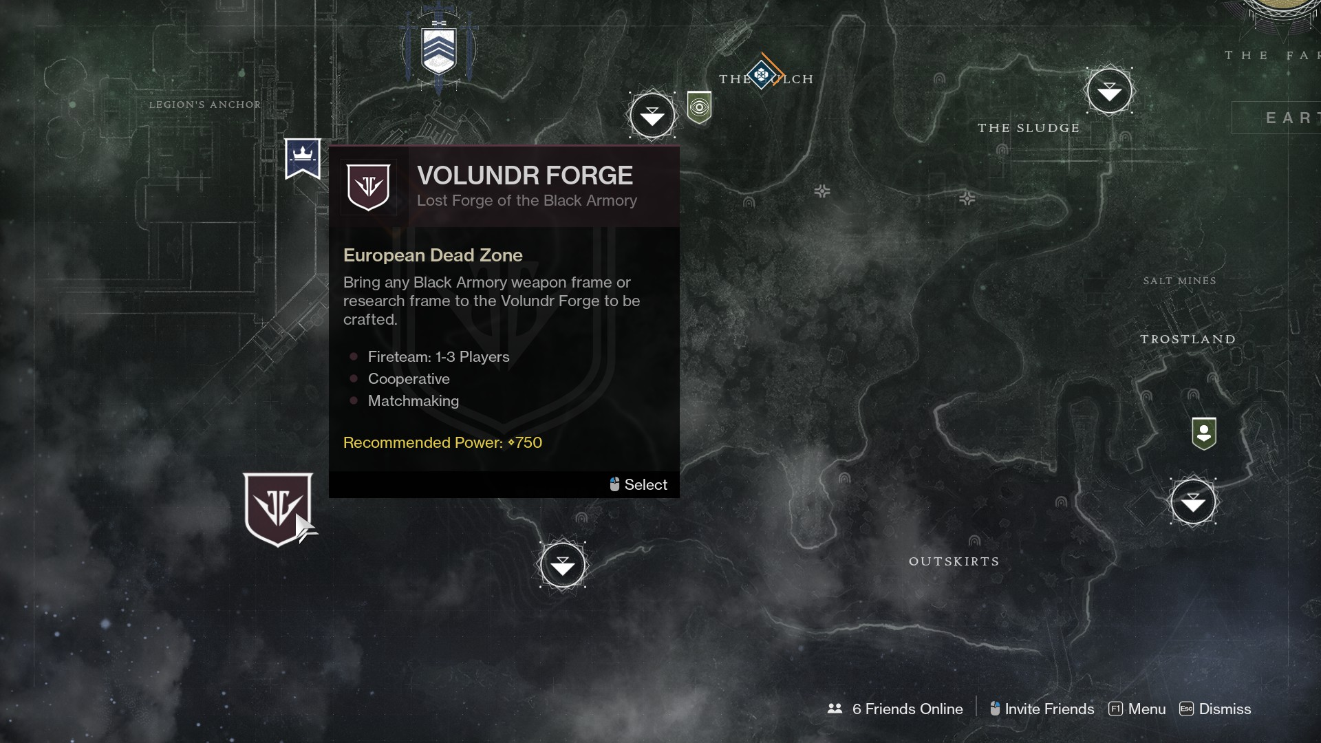 Forge Rotation Schedule – Destiny 2 - Guide Stash