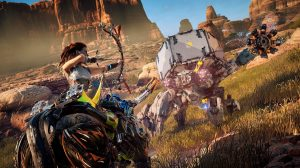 Horizon Zero Dawn PC port