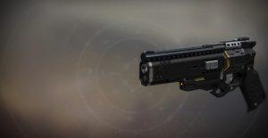 Seventh Seraph Officer Revolver God Roll