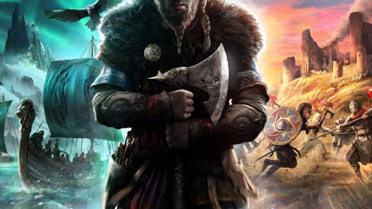 Assassin's Creed Valhalla Reveal Art