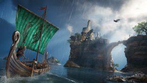 Assassin's Creed Valhalla Longship