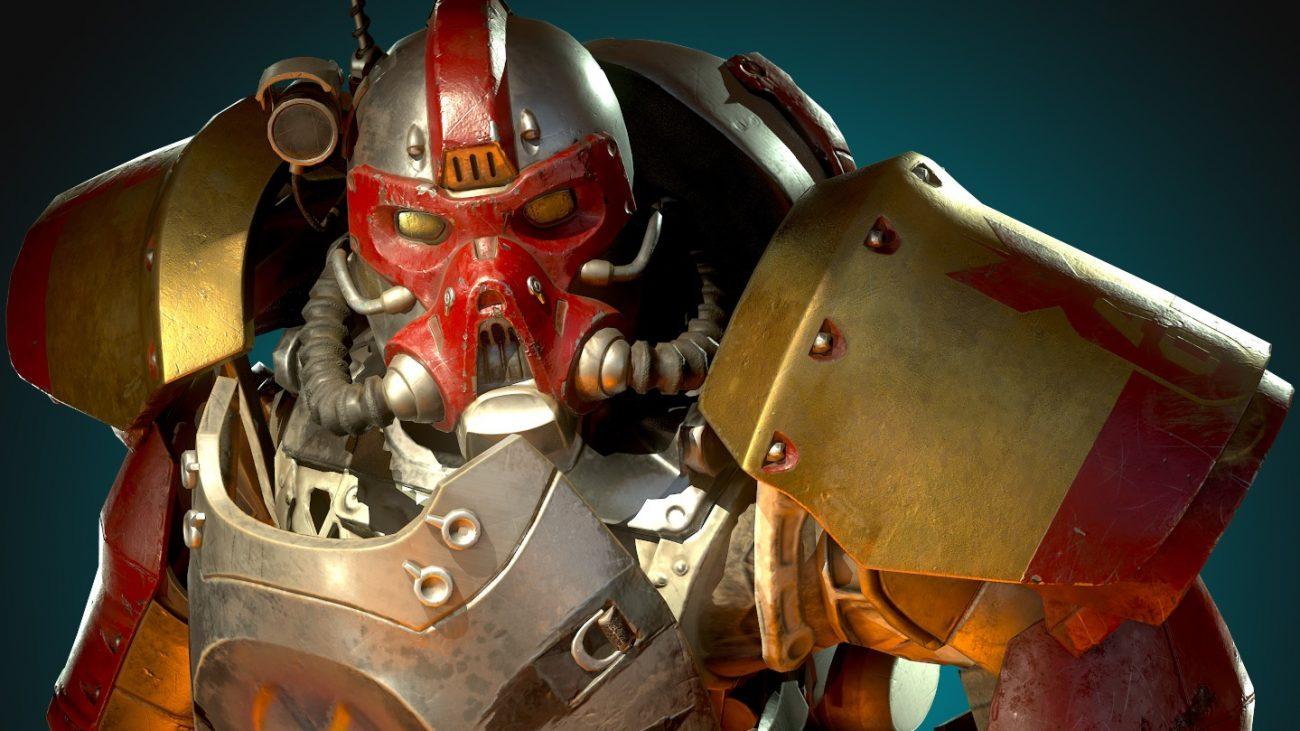 Fallout 76 Power Armor Roadmap