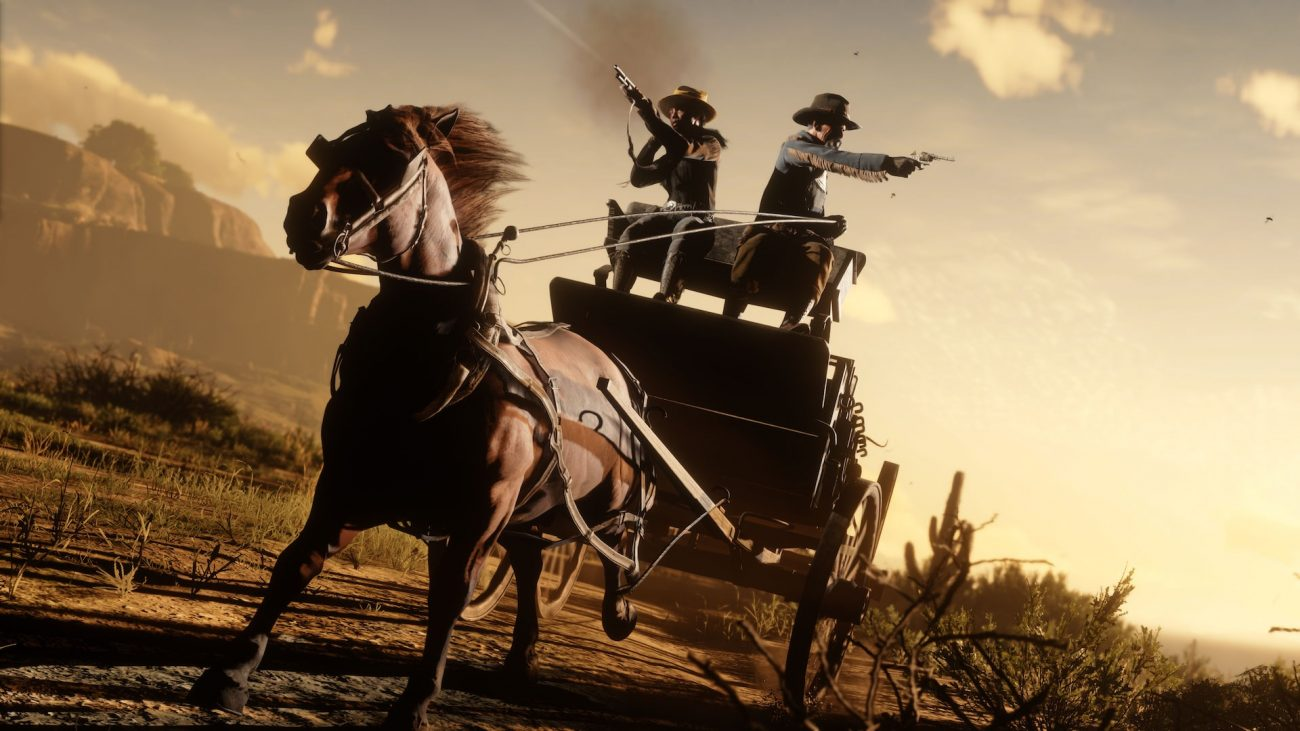 Red Dead Online Weekly Update July