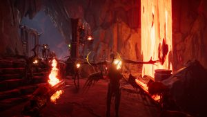Metal Hellslinger Screenshot 01 300x169 - Demon-Slaying Rhythm FPS Metal: Hellsinger Revealed