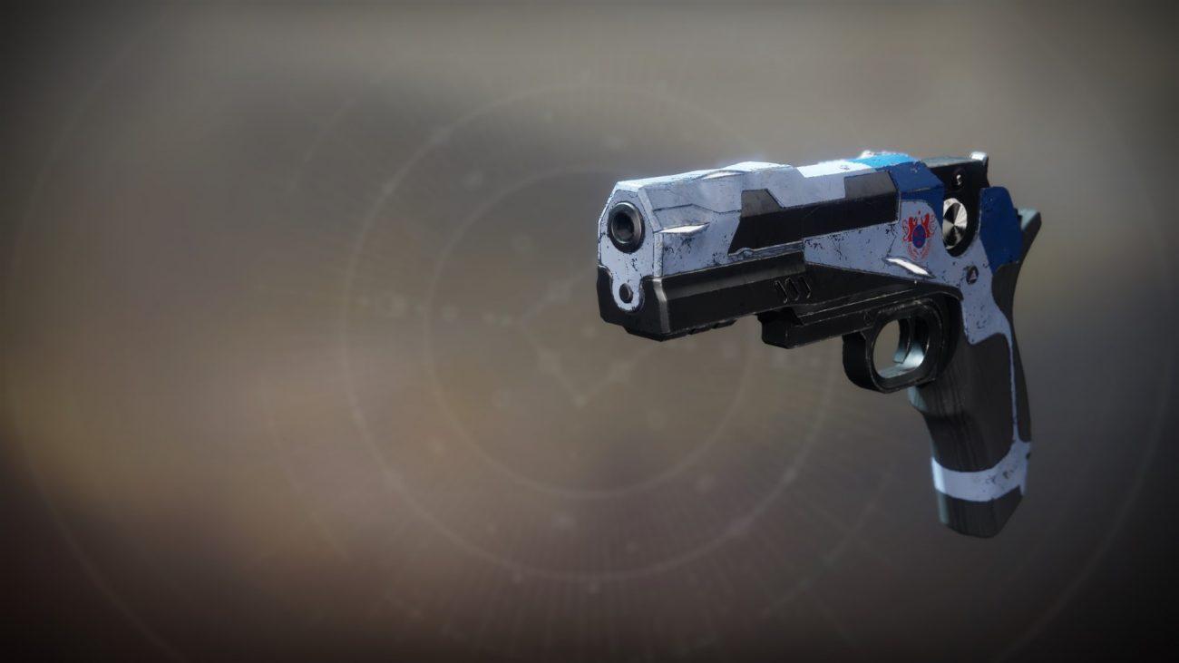 Traveler's Chose Exotic Sidearm