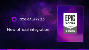 GOG Galaxy Epic Games Store Integration