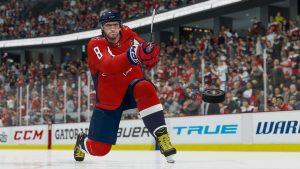 NHL 21 Ovechkin