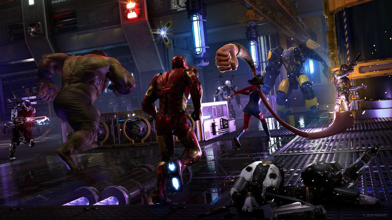 Marvel's Avengers War Table 3