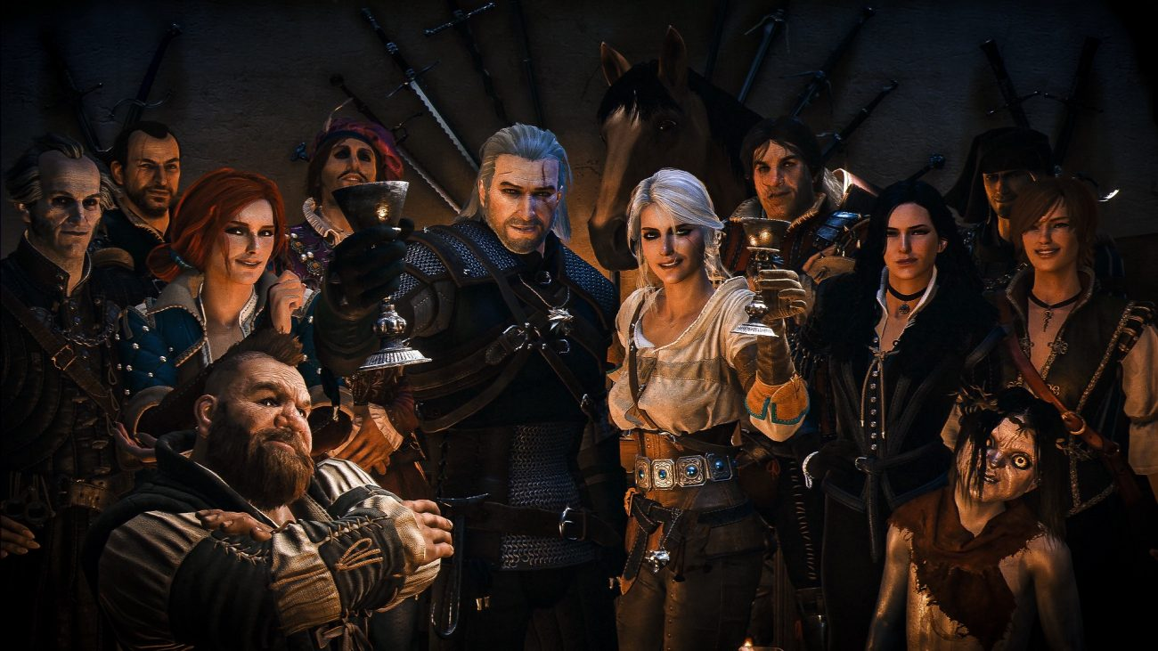 The Witcher 3 Next-gen Edition Announced