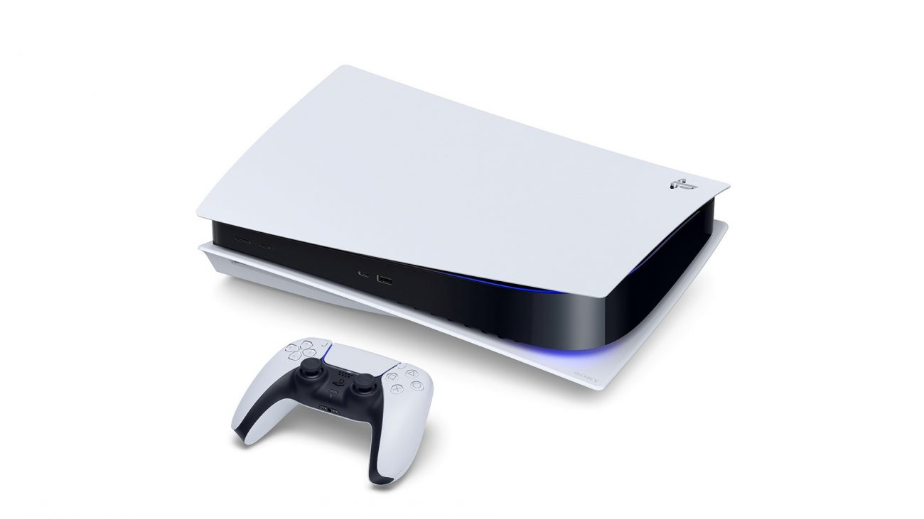 PS5 Console 01