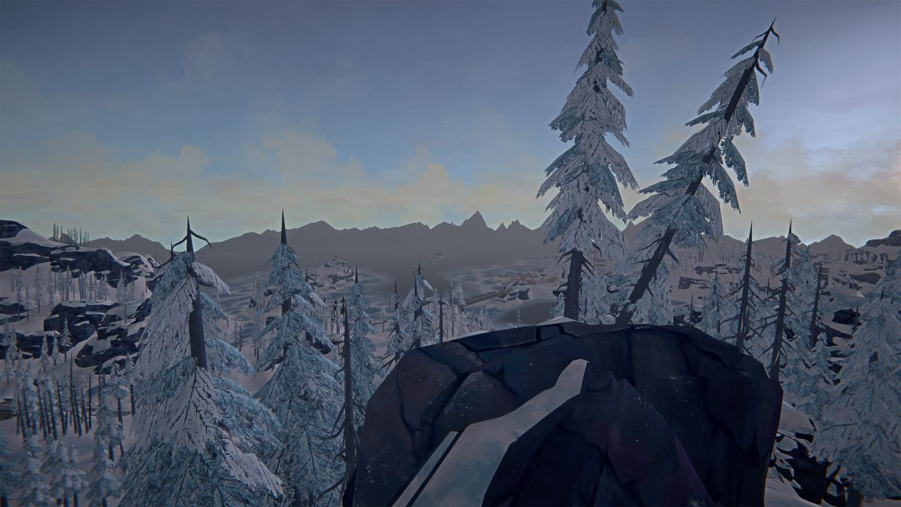 Auto Walk The Long Dark