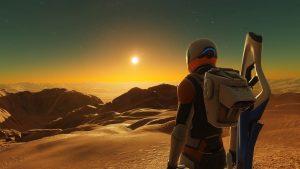 Elite Dangerous Odyssey Horizon