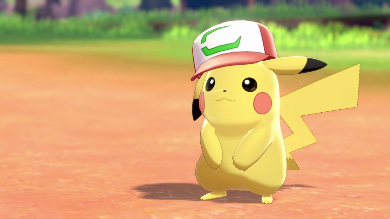 How to Get Ash Hat Pikachu