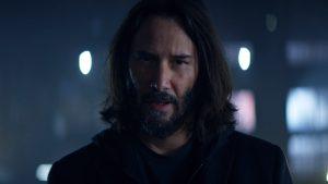Cyberpunk 2077 Keanu Reeves Ad