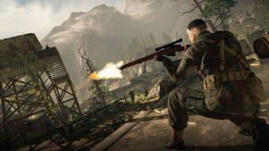 Sniper Elite 4 Nintendo Switch Screenshot 01